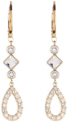 Swarovski Arachide Crystal Dangle Earrings $89 thestylecure.com