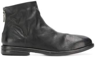 Marsèll back zip boots