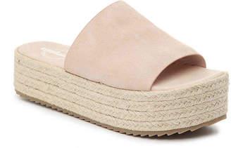 Coolway Bory Espadrille Platform Sandal - Women's