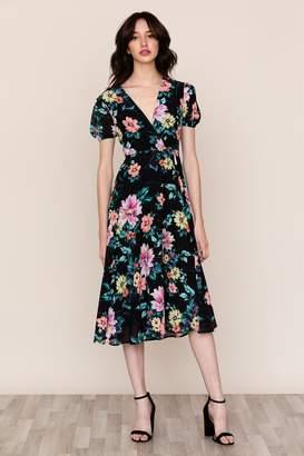YumikimYumi Kim MIDNIGHT LOVE DRESS