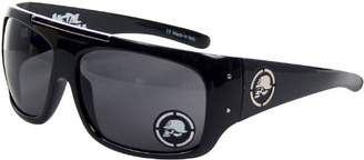 Metal Mulisha Lens Frame Compound Sunglasses ()
