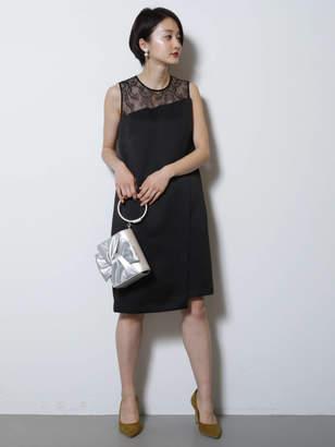 LAGUNAMOON (ラグナムーン) - LADY カッティングBOXドレス