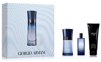 Giorgio Armani Three-Piece Code Colonia Eau de Toilette Father's Day Set
