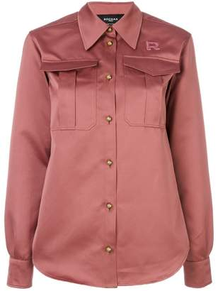 Rochas double pocket shirt