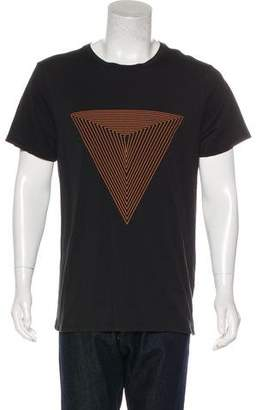 Public School Geometric Graphic T-Shirt