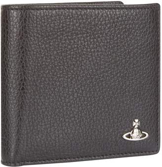 Vivienne Westwood Leather Wallet with Coin Pocket