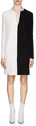 Givenchy Women's Colorblocked Dress - Black
