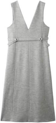 Allureville (アルアバイル) - アルアバイル 圧縮スムースジャンパースカート