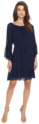 Christin Michaels Fairview Bell Sleeve Dress $69 thestylecure.com