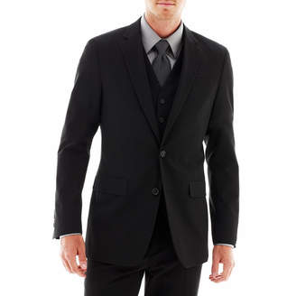 Jf J.Ferrar JF Stretch Gabardine Suit Jacket - Slim Fit