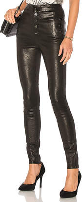 J Brand Natasha Leather Pant