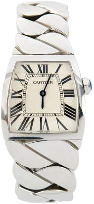 Cartier Silver watch