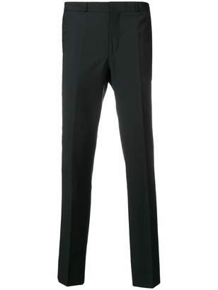 SSS World Corp straight suit trousers