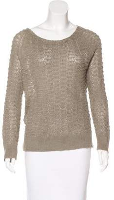 Surface to Air Linen Patterned Sweater