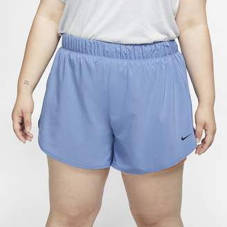 d5dba2bb28e Nike Women s 2-in-1 Training Shorts (Plus Size Flex