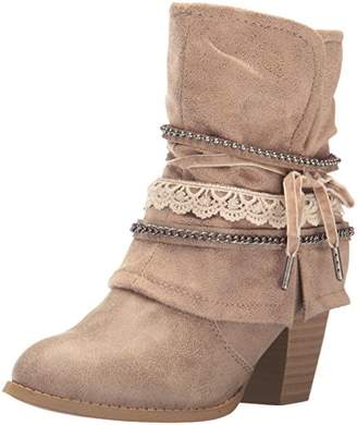 Jellypop Women's Fedora Ankle Boot