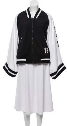 FENTY PUMA by Rihanna Kimono Tricot Track Jacket w/ Tags