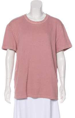Our Legacy Knit Short Sleeve Top