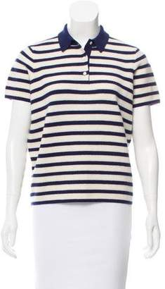 Demy Lee Stripe Cashmere Top
