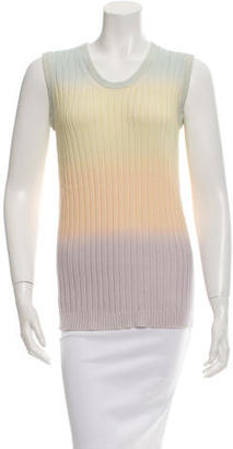 Mulberry Ribbed Tie Dye Top $85 thestylecure.com