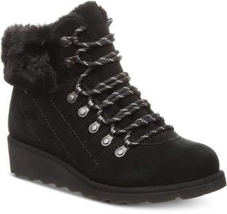 BearPaw Janae Boots Women Shoes