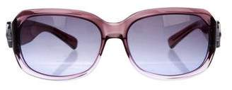 Marc Jacobs Embellished Tinted Sunglasses