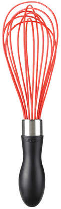 """OXO Good Grips Red 9"""" Silicone Whisk"""