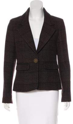 Chanel Wool Tweed Blazer