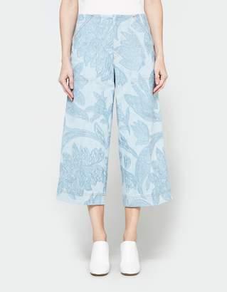 Acne Studios Texel Trousers in Sky Blue