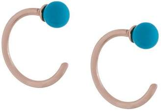 Astley Clarke mini Ezra hoop earrings