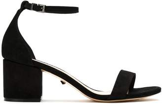 Schutz S2000100700048 BLACK(SOLA) Leather/Fur/Exotic Skins->Leather