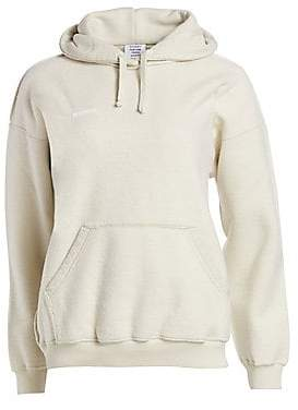 Vetements Women's Inside Out Fitted Hoodie