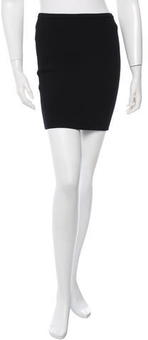 Torn by Ronny Kobo Mini Bodycon Skirt w/ Tags