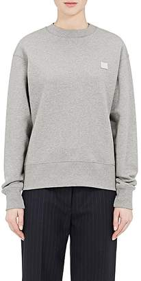 Acne Studios Women's Fairview Emoji Cotton Sweatshirt