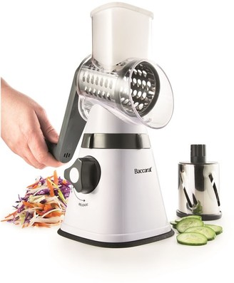 Baccarat Prepare Rotary Drum Grater