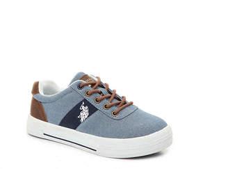U.S. Polo Assn. Helm Toddler & Youth Sneaker - Boy's