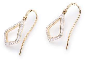 Kendra Scott Liliana Pave Diamond Drop Earrings