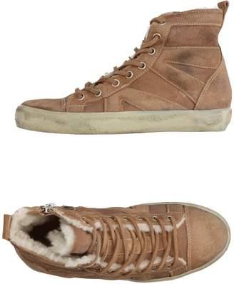 Leather Crown High-tops & sneakers - Item 11279431FU