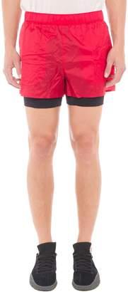 Acne Studios Elastic Waist Swim Shorts