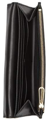 Skagen Leather Flap Wallet
