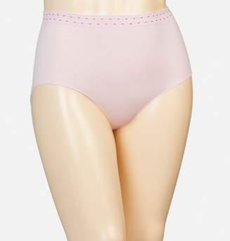 Avenue Lilac Snow Seamless Full Brief Panty