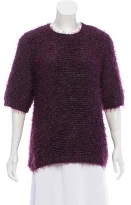 Aquilano Rimondi Aquilano.Rimondi Textured Crew Neck Sweater