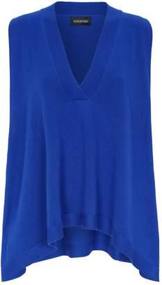 eskandar Silk V-Neck Sweater