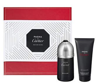 Cartier Pasha Edition Noire Eau de Toilette Set
