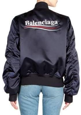 Balenciaga Campaign Bomber Jacket