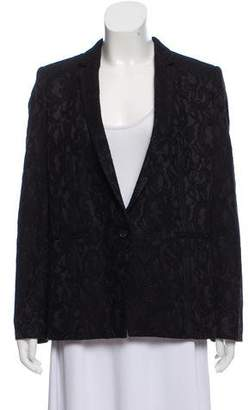 The Kooples Tailored Lace Blazer