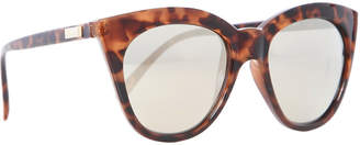 Le Specs Halfmoon Magic Sunglasses $59 thestylecure.com