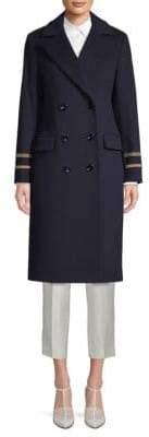 Cinzia Rocca Long-Sleeve Coat