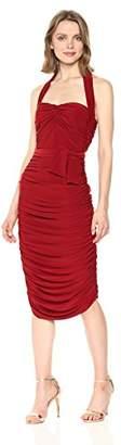 Norma Kamali Women's Bill Dress