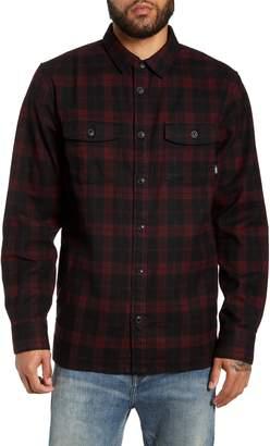 Vans Blackstone Plaid Flannel Shirt